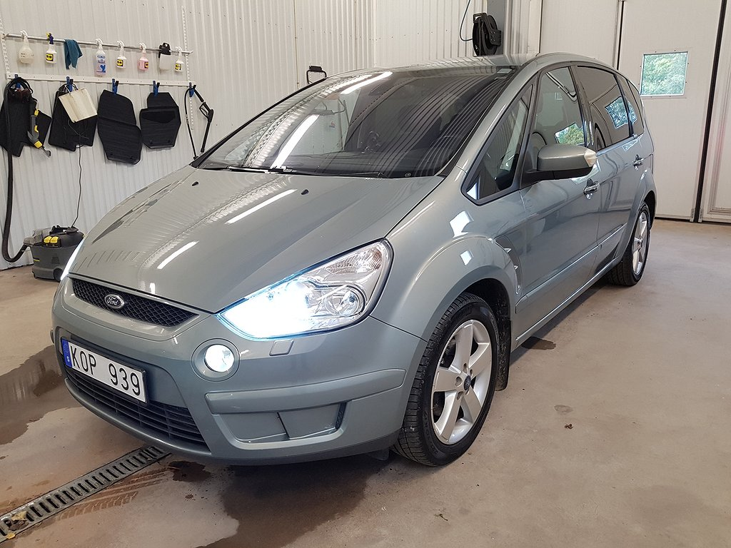 Ford S-Max 2.2 TDCi 7-sits