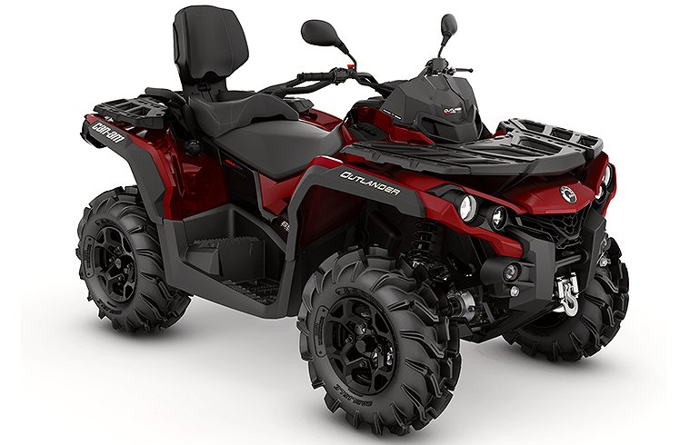 Can-Am Outlander 650 MAX PRO+ TB