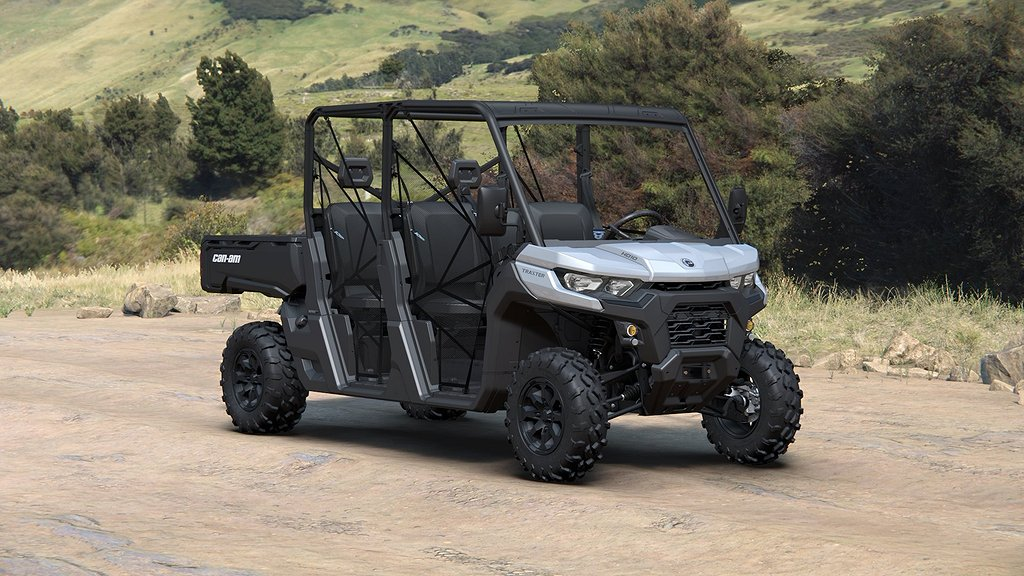 Can-Am TRAXTER MAX DPS HD10 T -21