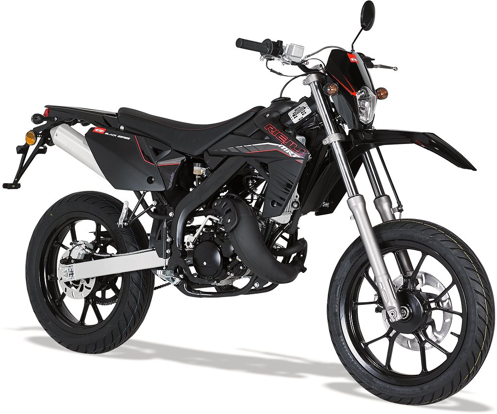 Rieju MRT Supermotard Black Edition