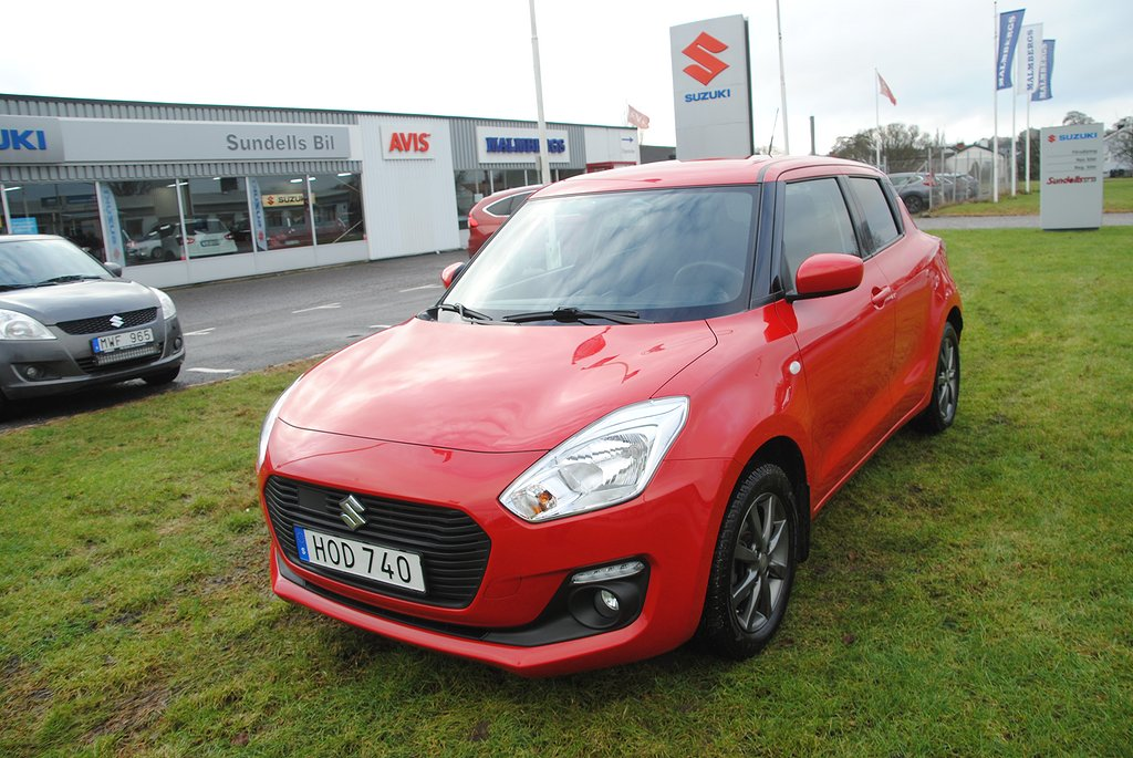 Suzuki Swift 1.2 Euro 6 90hk