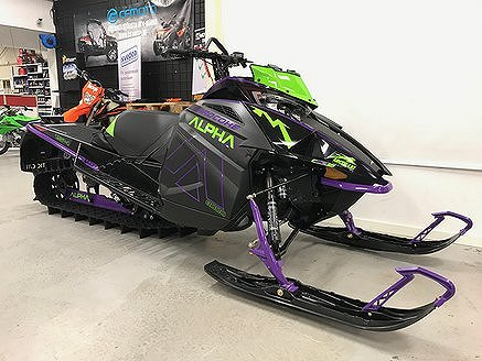"Arctic Cat Alpha One 153"" *Inbyteskampanj*"