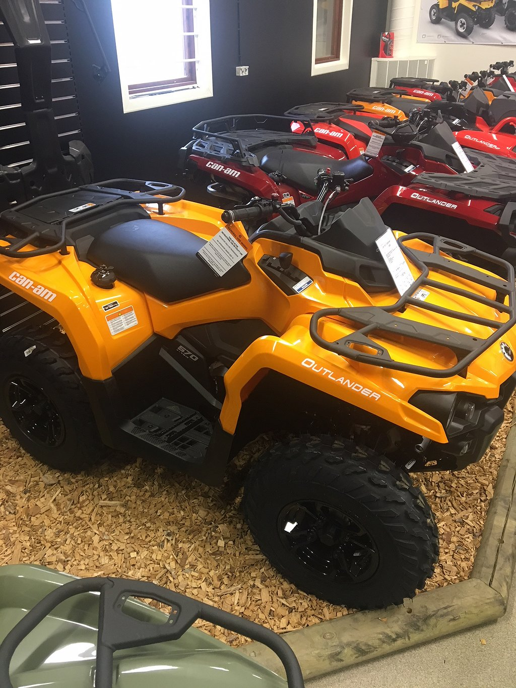 Can-Am Outlander 570 ABS