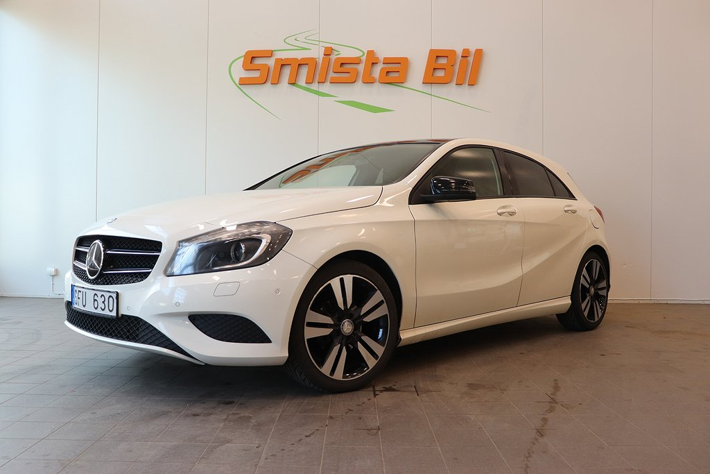 Mercedes-Benz A 180 CDI Business Panorama Night Package 109hk
