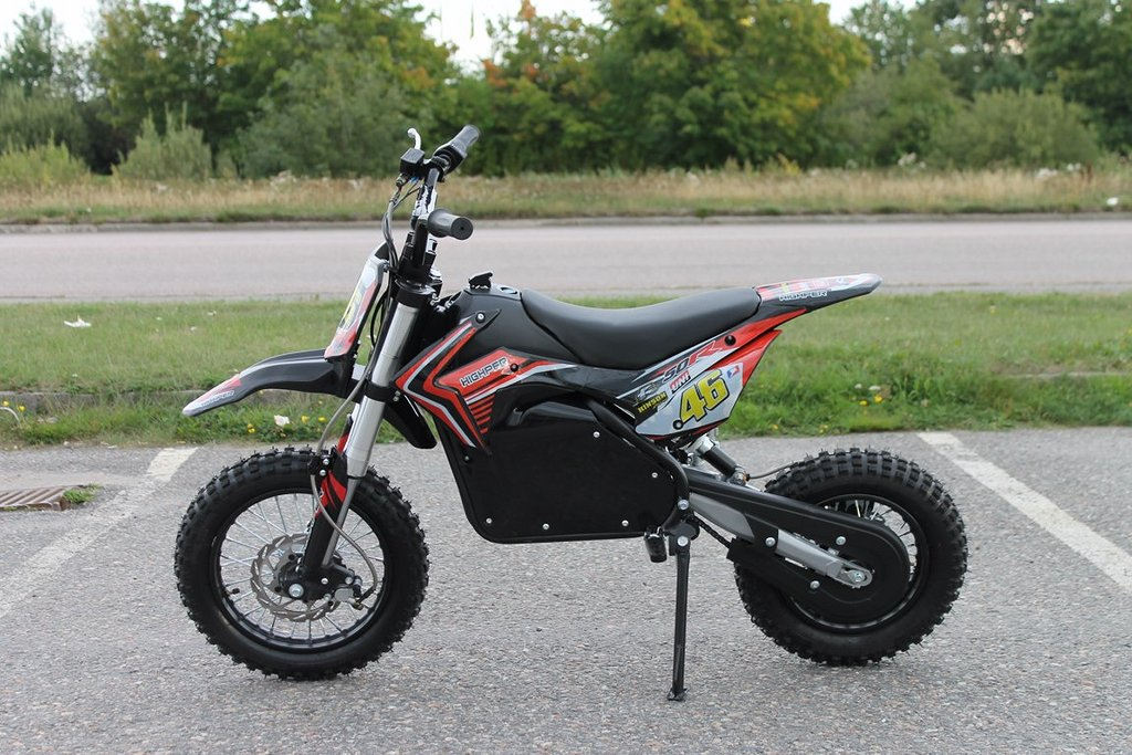 Dirtbike El-Cross HPR-46 1200W
