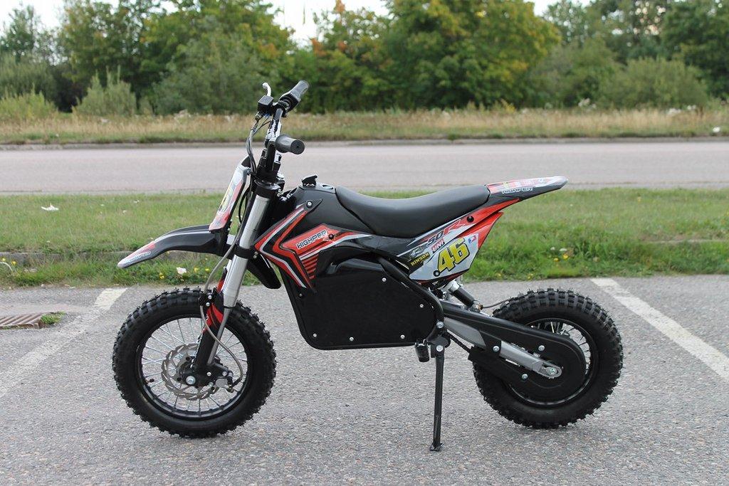 Dirtbike Cross El HPR-46 1200W