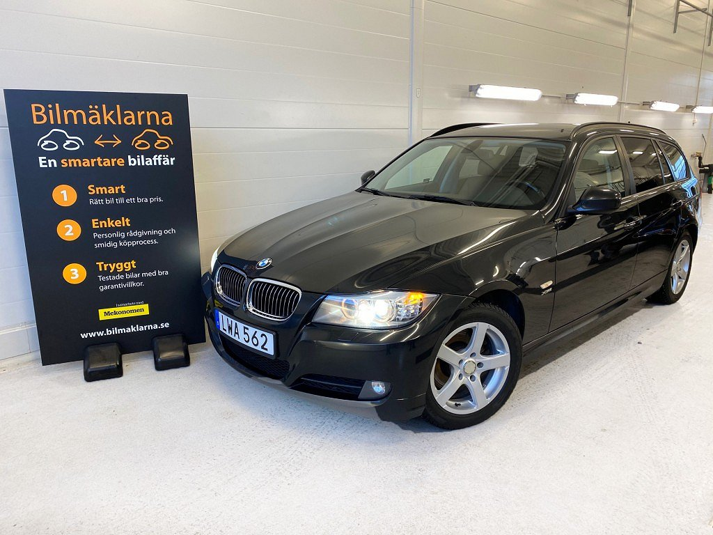 BMW 320 D xDrive Touring V-Hjul