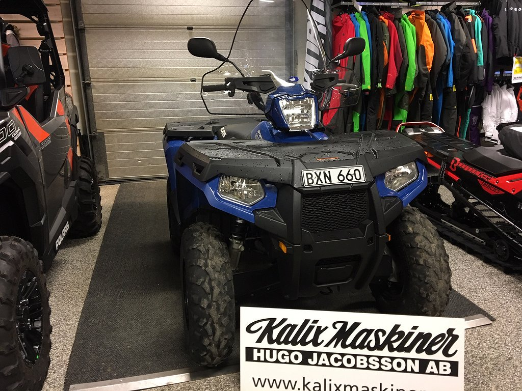 Polaris Sportsman 400 -14 mycket fin!