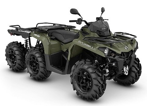 Can-Am Outlander 6x6 450 Pro T3B