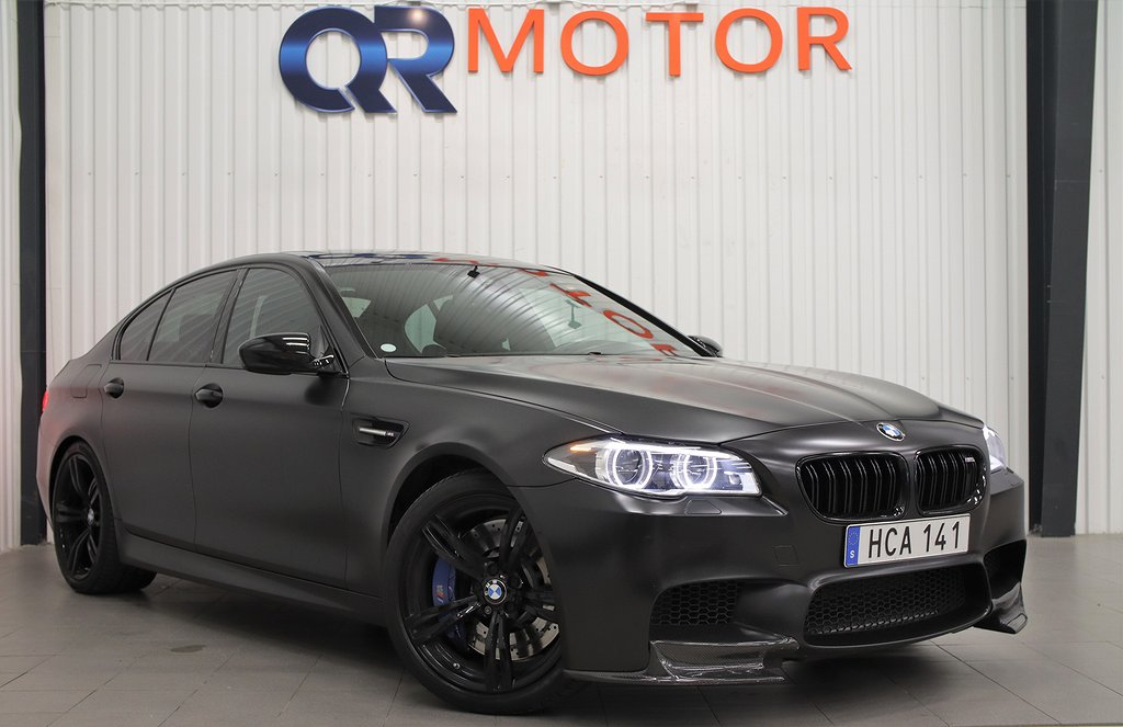 BMW M5 Competition DCT Euro 6 575hk