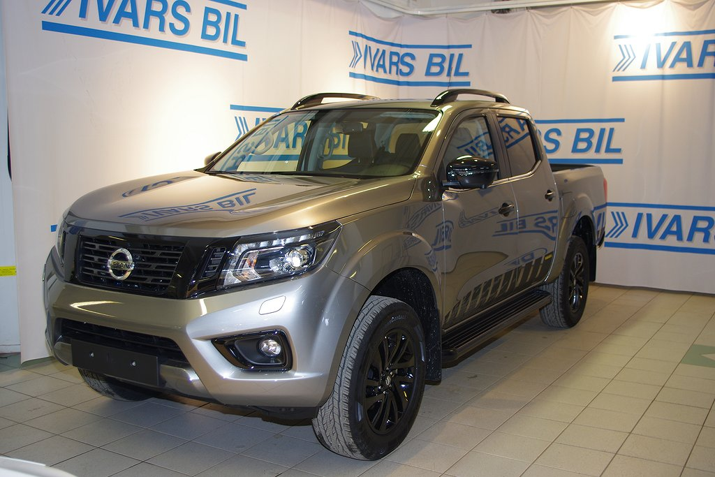 Nissan Navara Double Cab Dci 190 N-Guard Automat