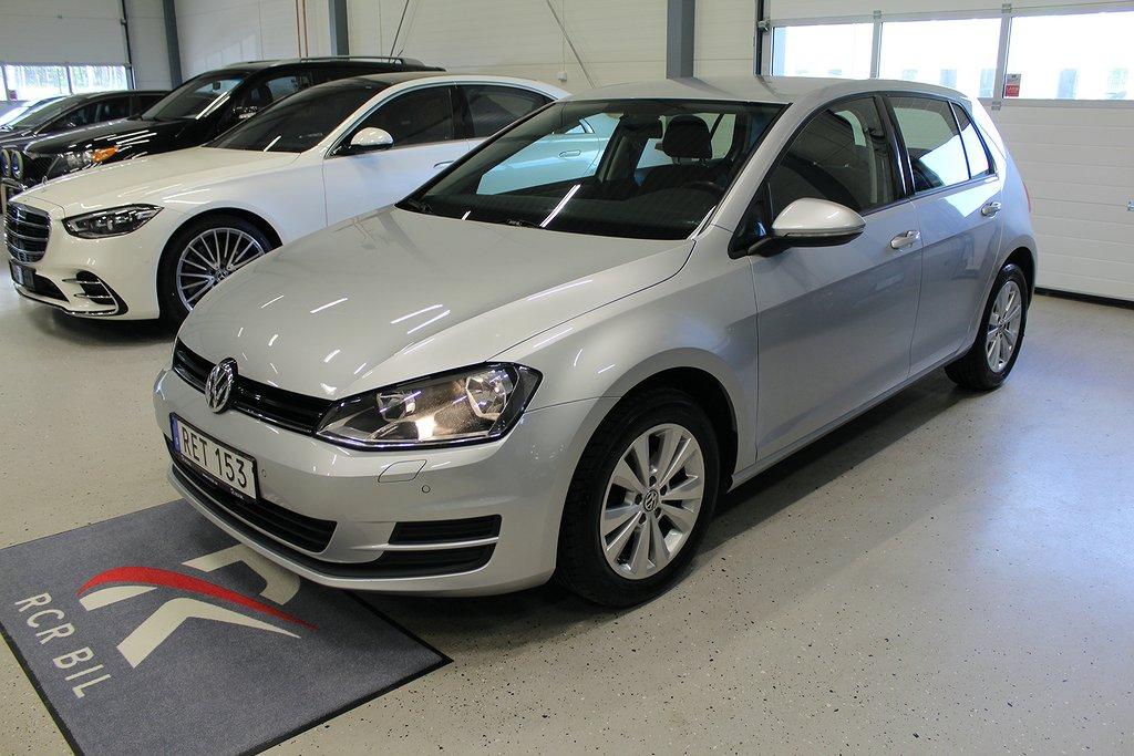 Volkswagen Golf 1.2 TSI P-sensorer Nyservad Comfort Eu6 110hk