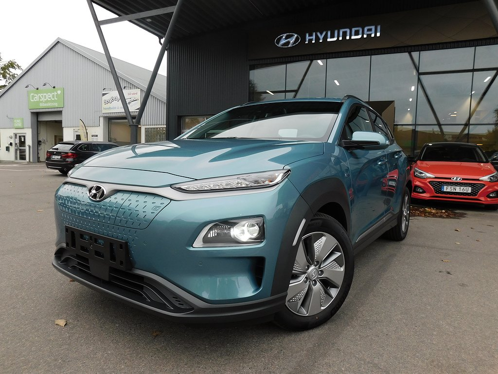 Hyundai Kona Electric 64 Business BilByter Edition