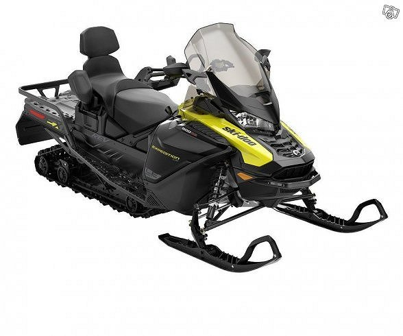 Ski-doo Expedition LE Turbo 900 ace