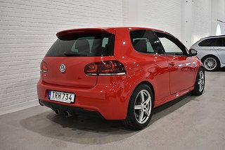 VW Golf VI R 4-MOTION 5dr (270hk)
