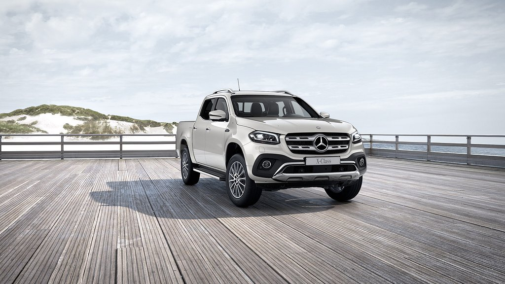 Mercedes-Benz 350 X X Power ed Kampanjpris