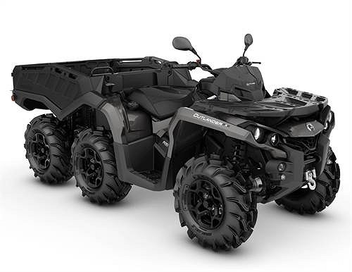 Can-Am Outlander 1000 6*6 PRO T
