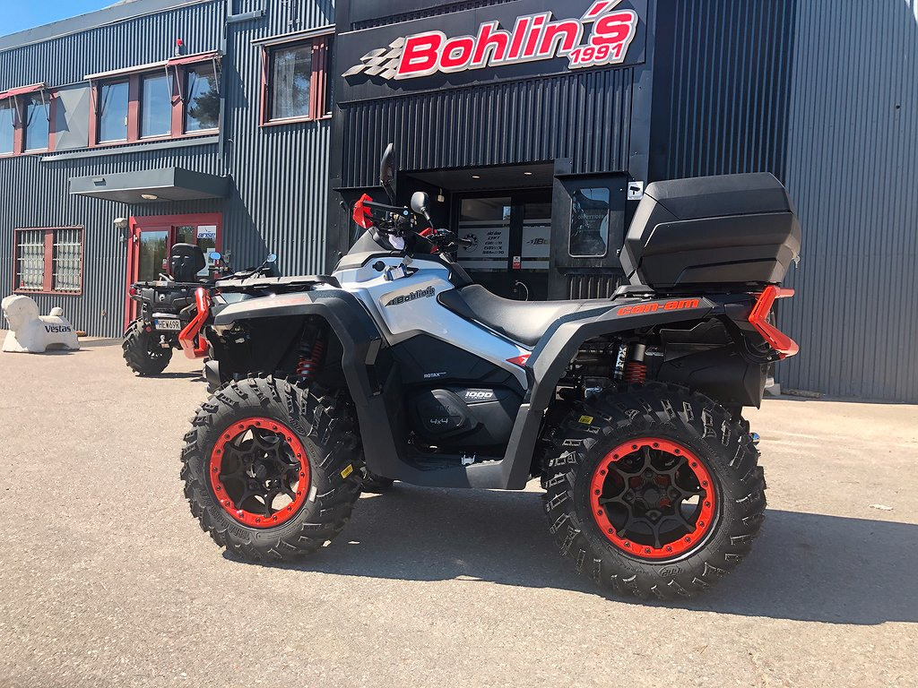 Can-Am Outlander 1000 XXC T3 B ABS -20