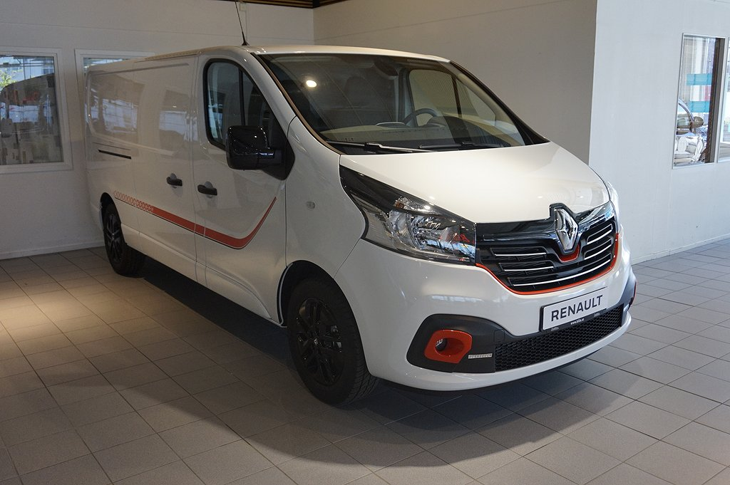 Renault Trafic Limited Edition L2H1 145hk