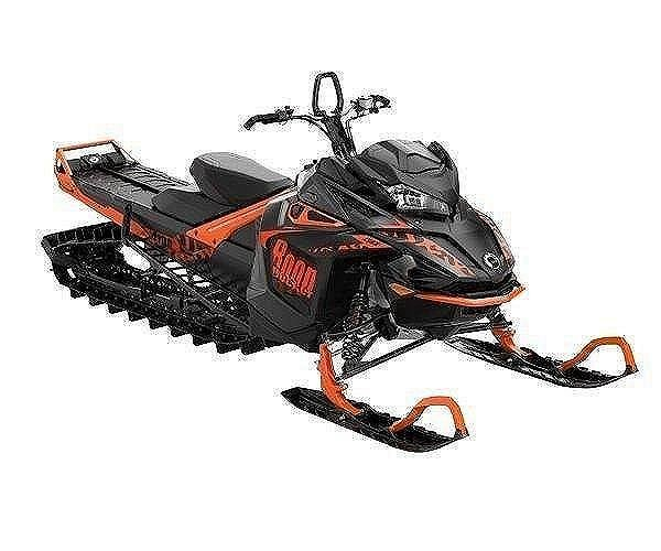 Lynx Boondocker DS 4100 850 E-TEC SHOT -19