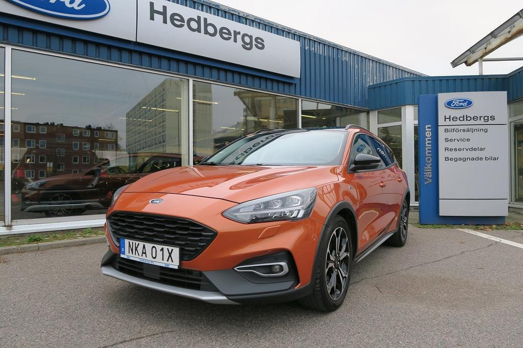 Ford Focus ACTIVE HGV 1.0 ECOBOOST 125HK MAN6