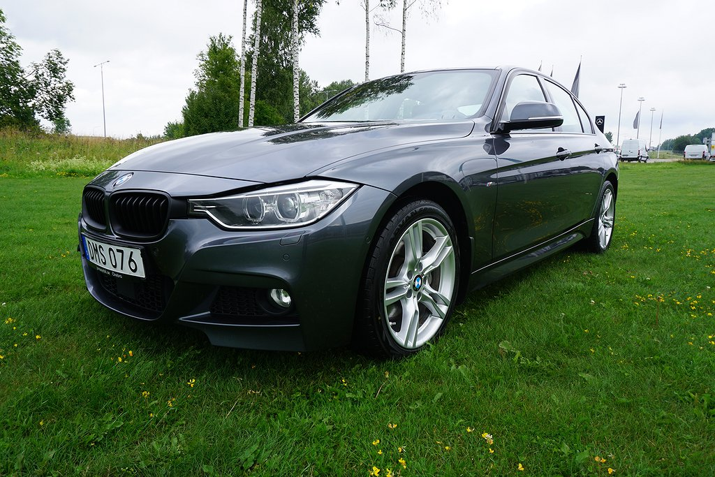 BMW 335 d xDrive M-Sport 313hk HEAD-UP