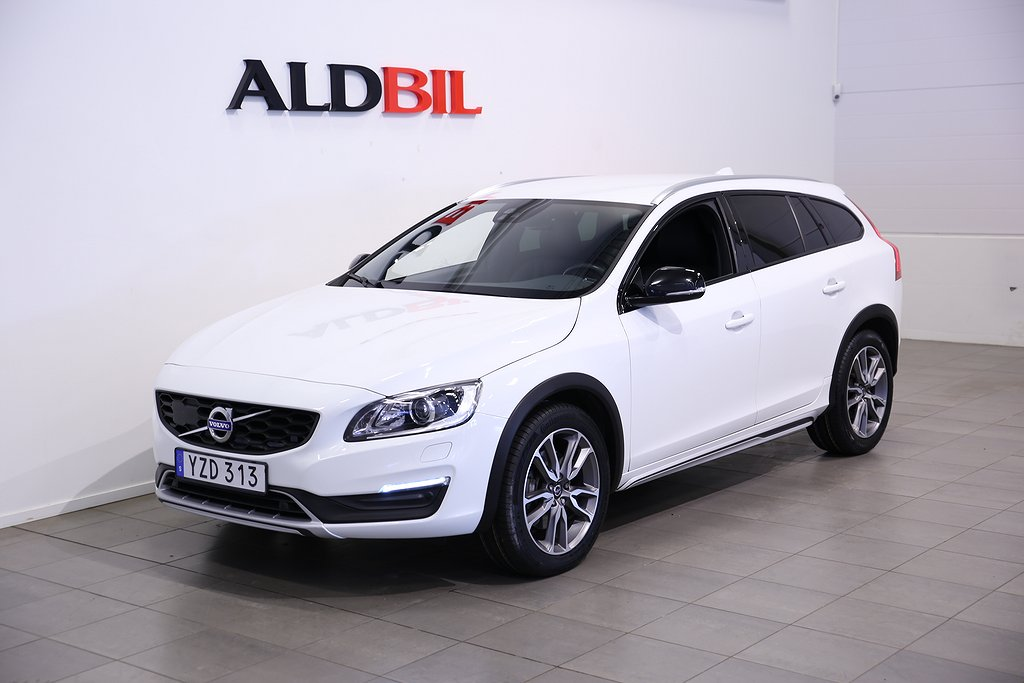 Volvo V60 Cross Country D4 190hk AWD Classic Pro Aut