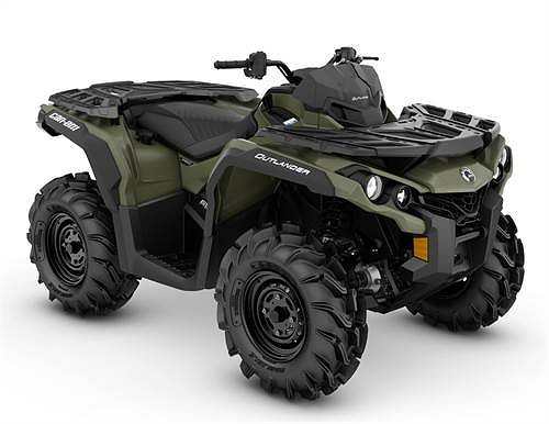 Can-Am Outlander 570 PRO