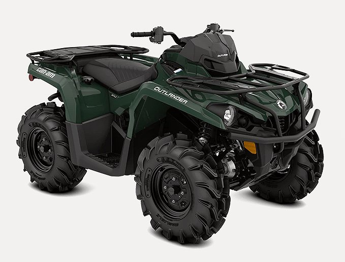 Can-Am Outlander 570 XU -21
