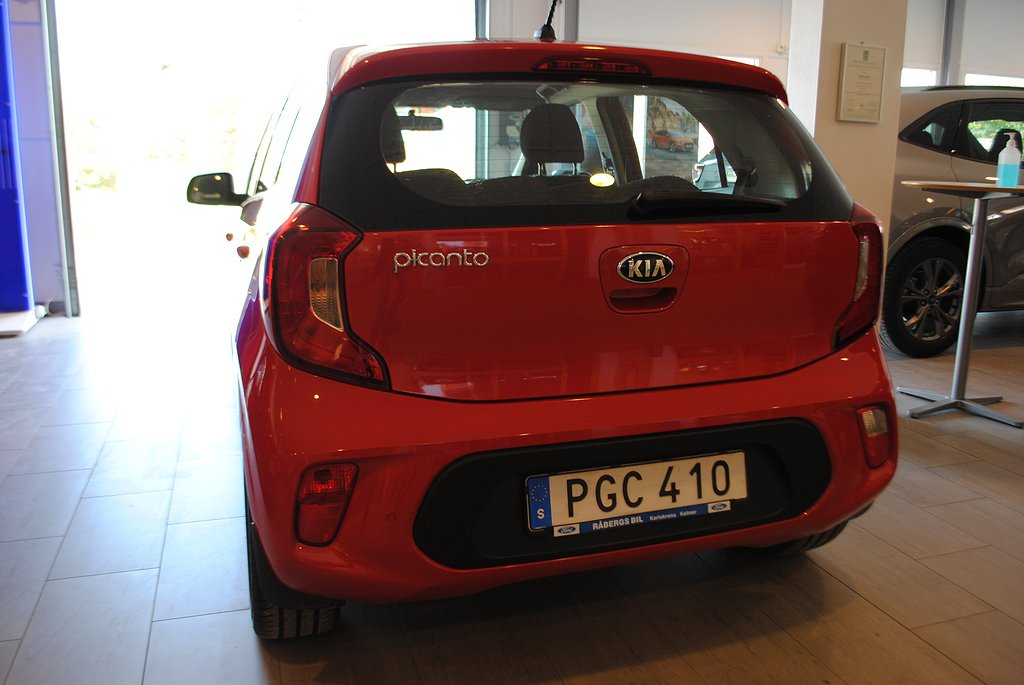 Kia Picanto 1.0 67hk Advance 5D