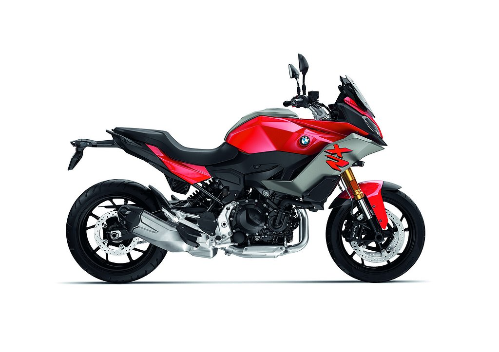 BMW F 900 XR Racing Red *DEMO*