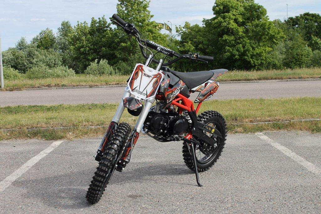 Dirtbike Cross MD-125 Knight ToX Edition 14/12 125cc