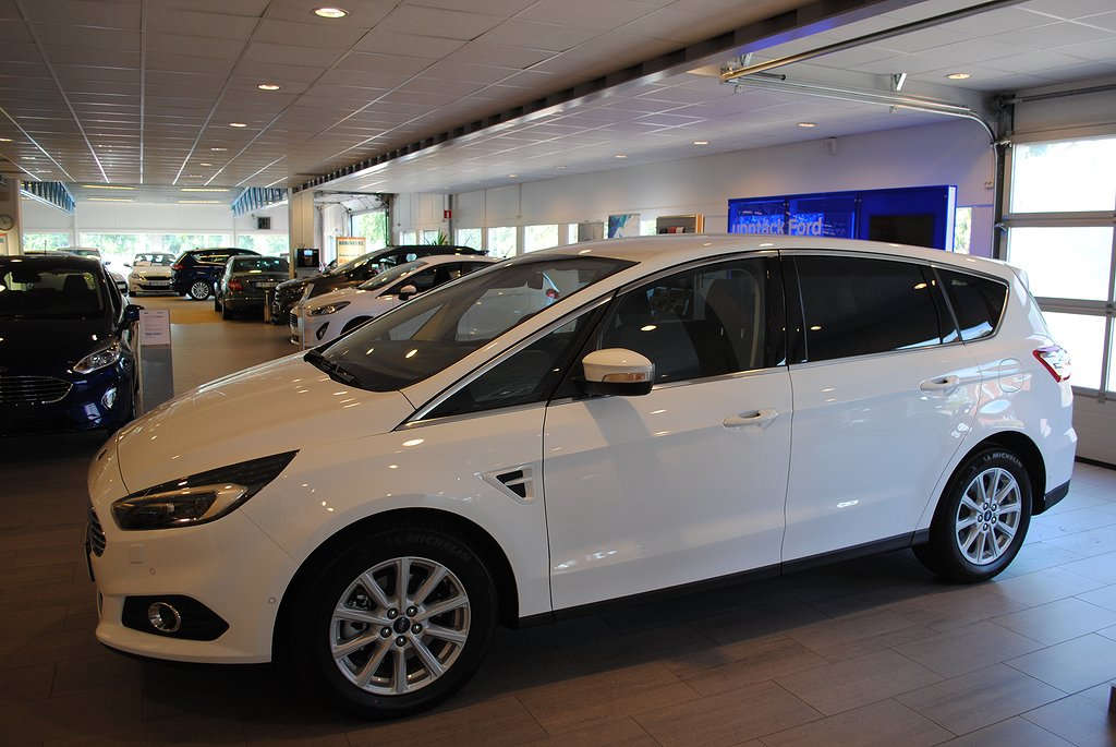 Ford S-Max 2.0T EcoBoost 240hk Business Aut