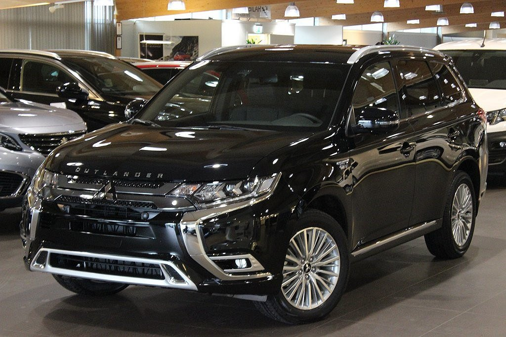 Mitsubishi Outlander PHEV Business X 4WD - NYHET
