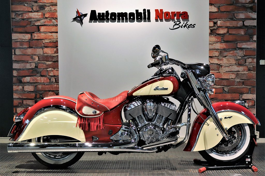 Indian Chief Vintage Rinehart Nyservad