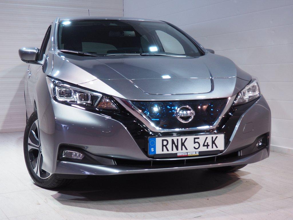 Nissan Leaf 40 kWh N-Connecta 149hk Serviceavtal ingår