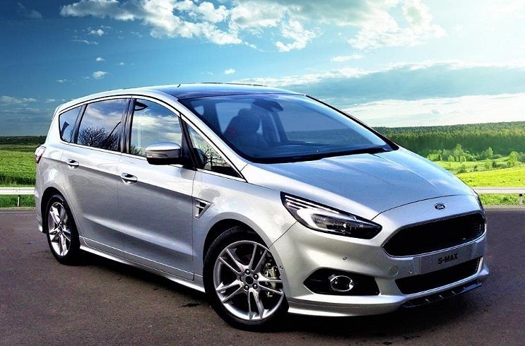 Ford S-Max 2.0 EcoBlue 150hk 7-sits