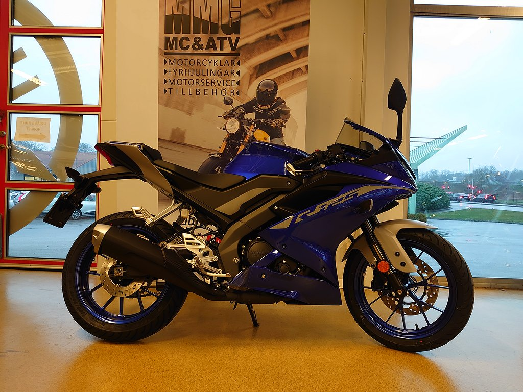 Yamaha YZF-R125 *Omgående Leverans*