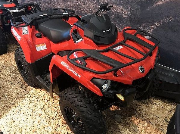 Can-Am Outlander 450 RÄNTEKAMPANJ 0,95%