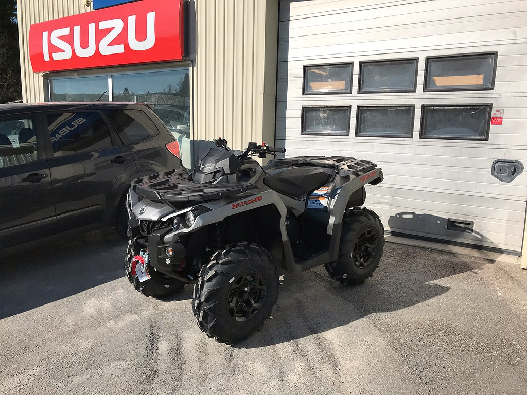 Can-Am Outlander 650 Pro T3B