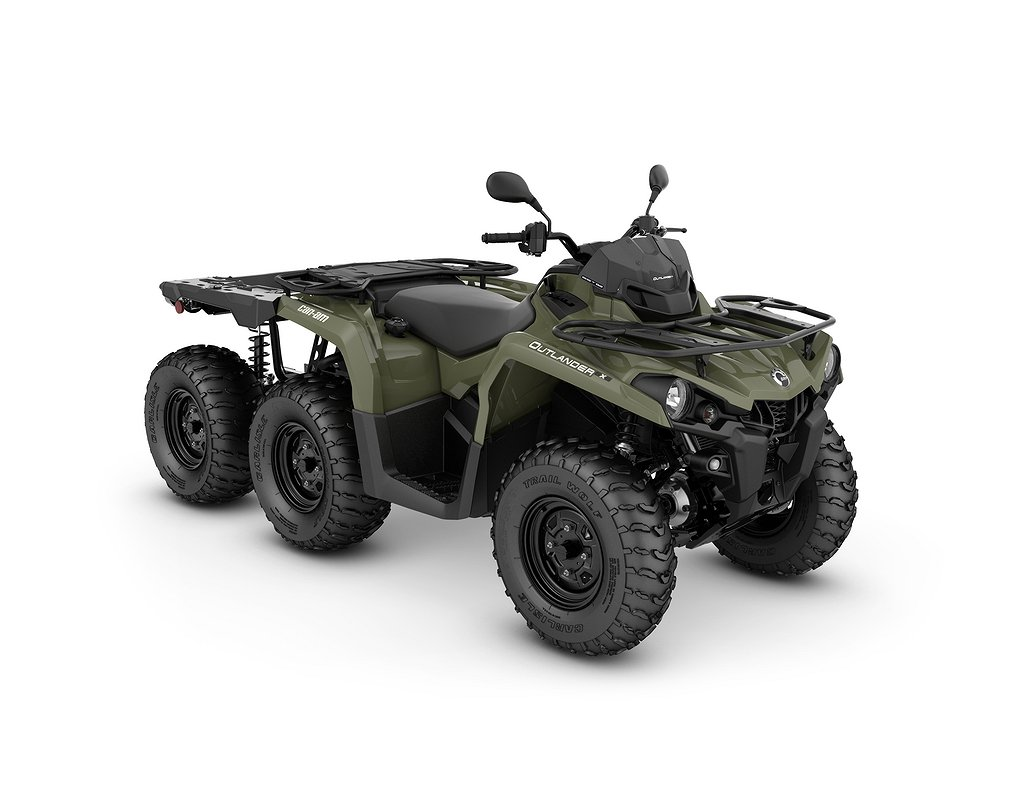 Can-Am Outlander 450 6x6 STD T Flat bed