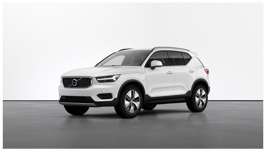 Volvo XC40 Recharge T4 Inscription Expression