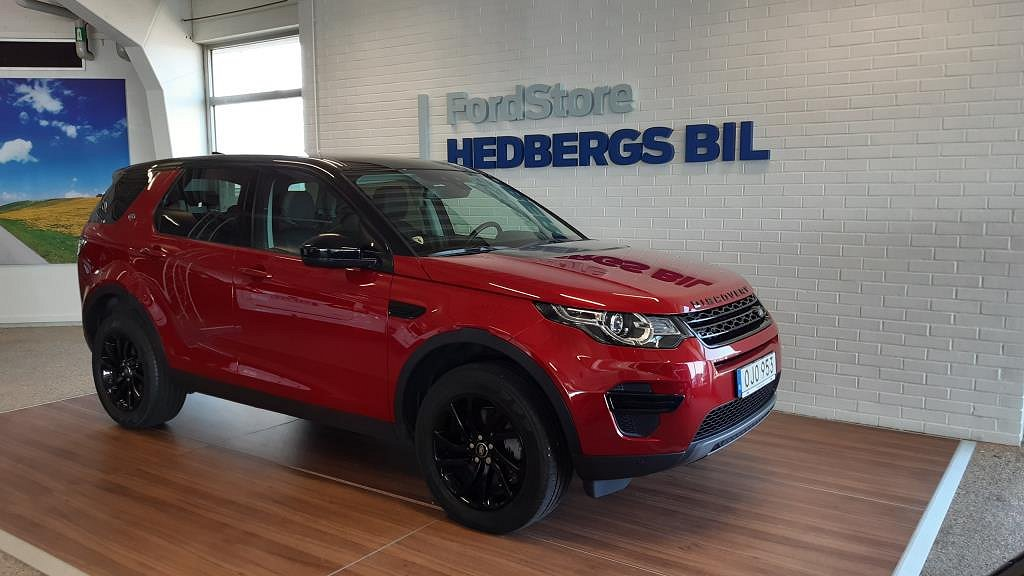 Land Rover Discovery SPORT 2.0 TD4 AUT 4wd