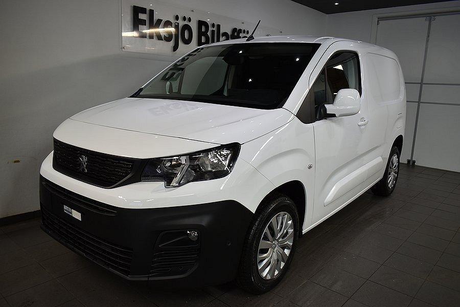 Peugeot Partner PRO+ L1 3,3m3 BlueHDi 130 Automat S&S
