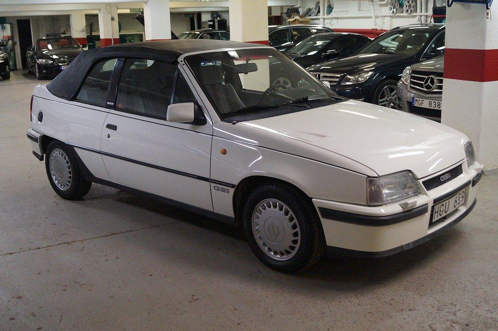 Opel Kadett GSI 2,0 I CAB