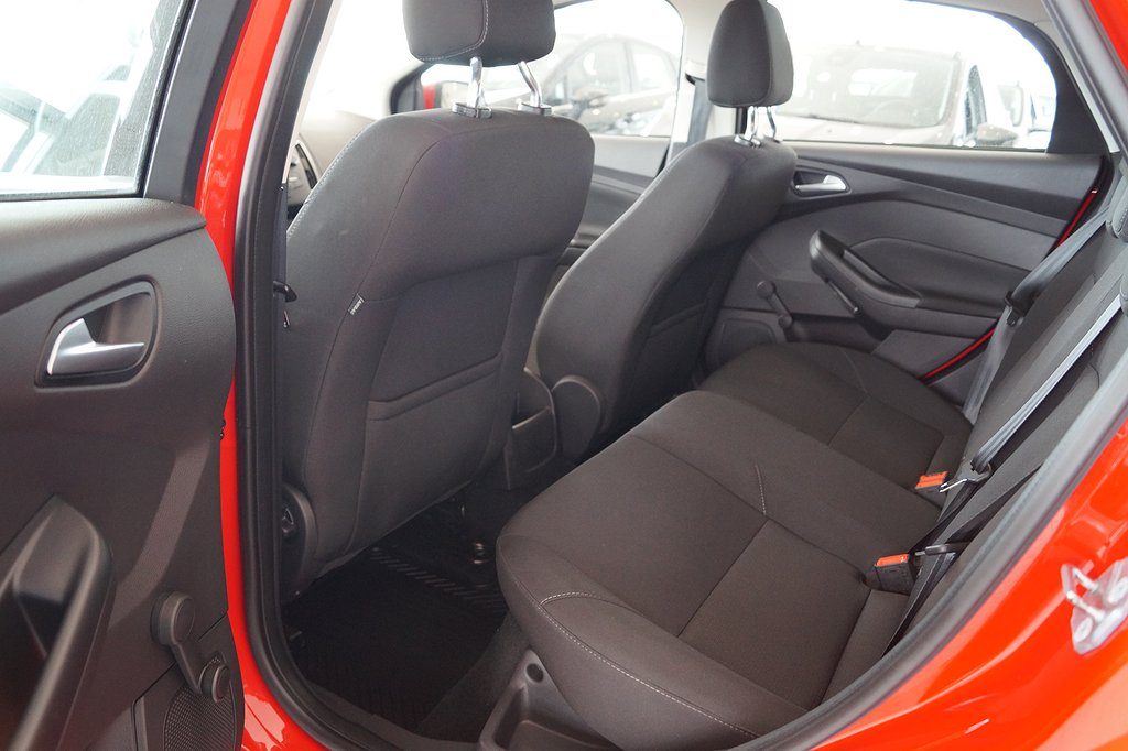 Ford Focus 1.5 Tdci 95hk Euro6 Trend