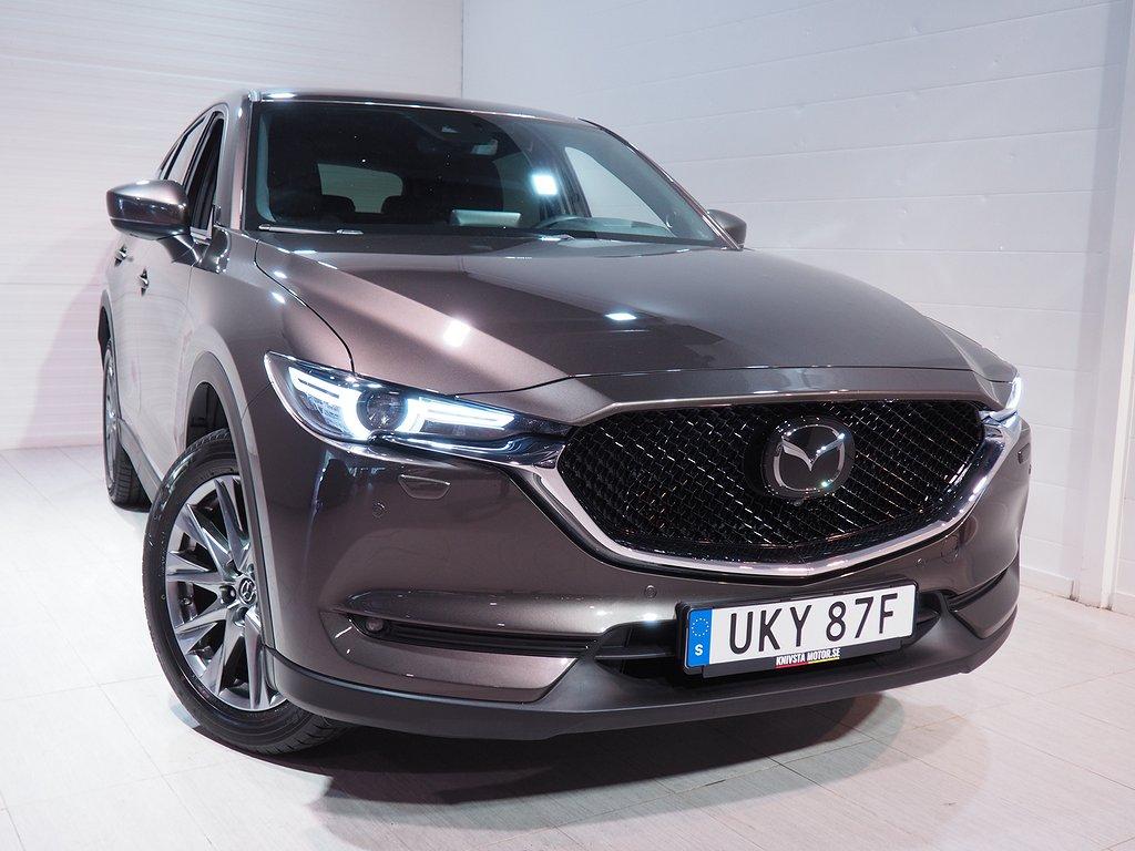 Mazda CX-5 Optimum 2,5 AWD Aut Signature 2020