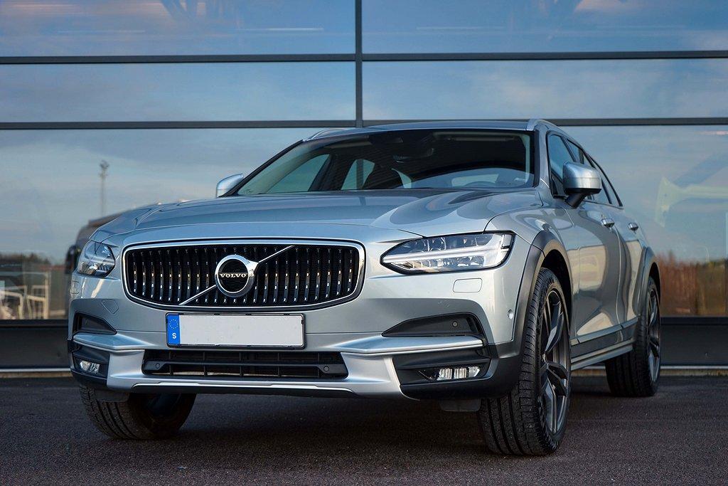 Volvo V90 Cross Country D4 AWD Aut. / Läder / Toppskick! /