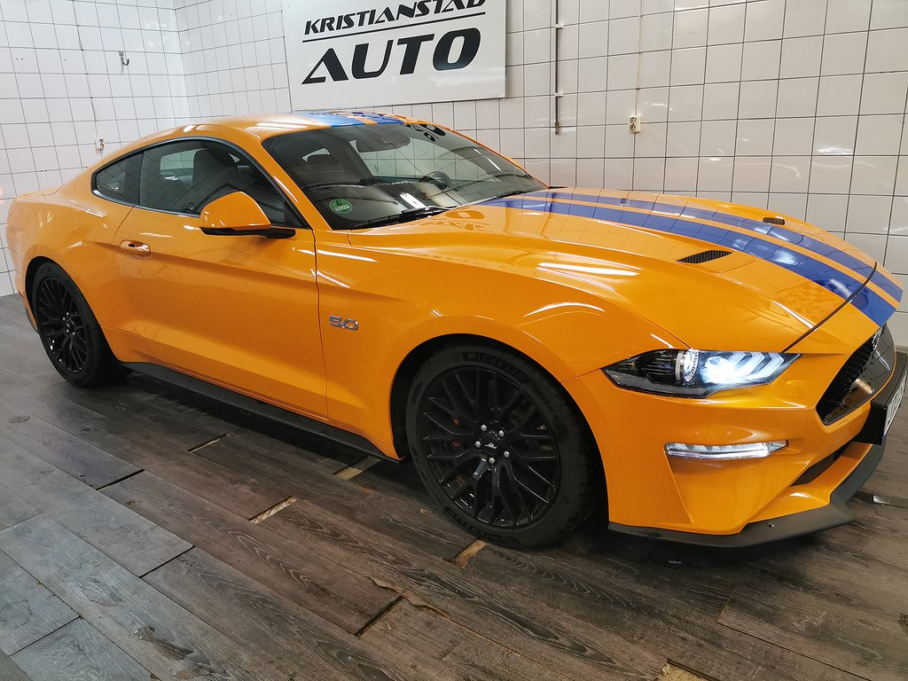 Ford Mustang GT 5.0 V8 Automat Euro 6 800hk