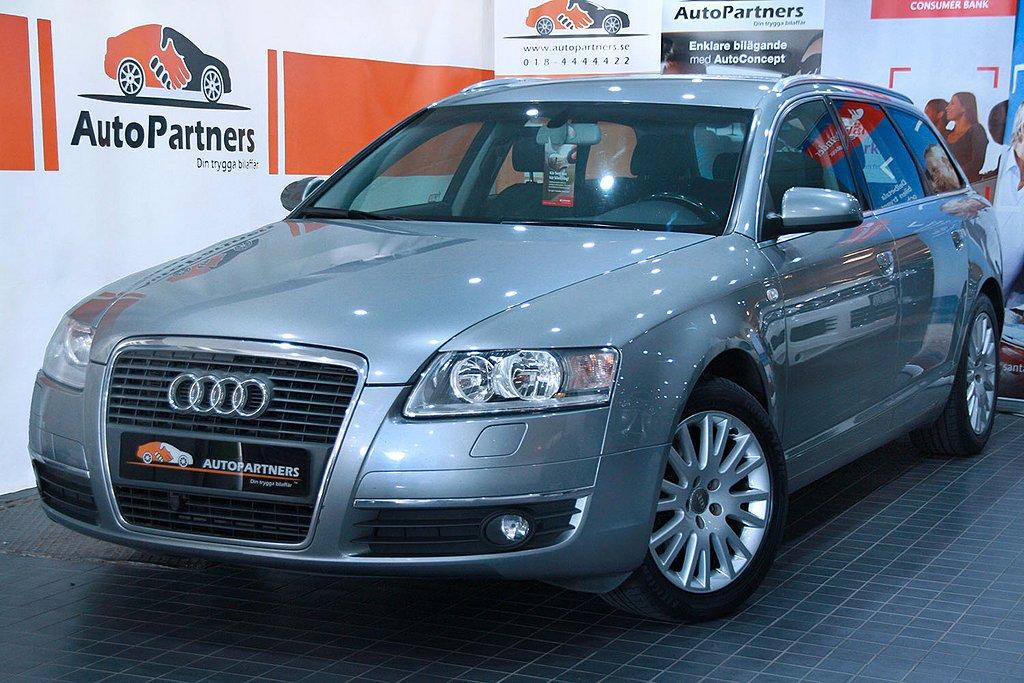 Audi A6 Avant V6 2.8 FSI AUT 210hk TOPPSKICK